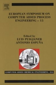 Cover of Computers and Chemical Engineering, volume 20. Contains proceedings of ESCAPE-15.