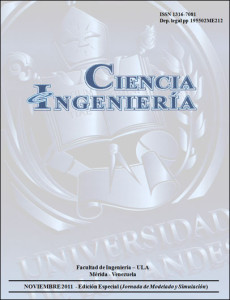 Logo of Revistas Ciencia Ingeniera