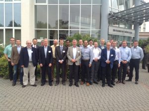 Group of participants to the CAPE-OPEN 2014 Annual Meeting