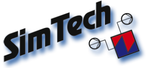 Logo of SimTech