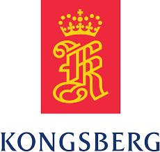 Logo of Kongsberg