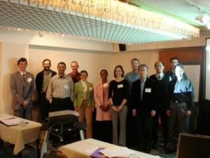 Participants to Short Course on Nov 12, 2006