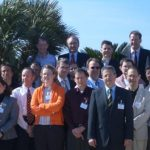 Participants to 3rd European CAPE-OPEN Conference, March 9-10, 2006, Cannes, France (center)