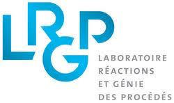 Logo of Laboratoire Réactions Génie des Procédés