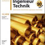 Cover of Chemie Ingenieur Technik