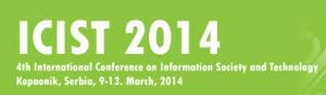 Logo of 4th International Conference on Information Society and Techology