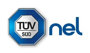 Logo of TÜV SÜD NEL