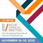 Logo of 2020 AIChE Annual Meeting